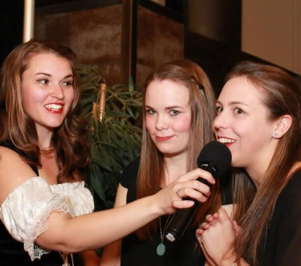 A Murder Mystery Bachelorette Party