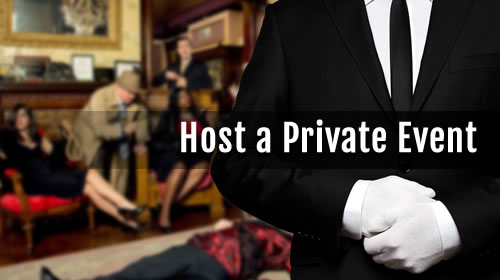 Host a Mystery Event